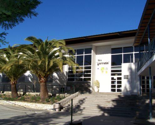 Imagen del IES Serranía de Alozaina