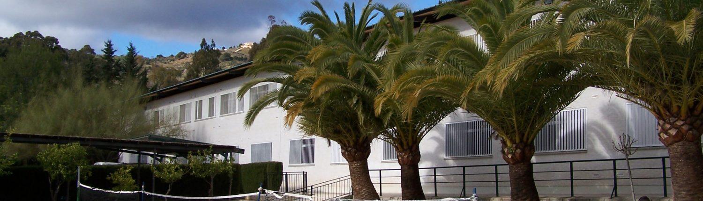 IES Serranía - Edificio Principal