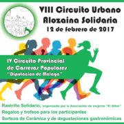 VIII Circuito Urbano Alozaina