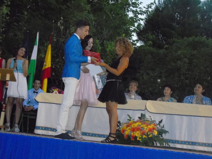 Graduación ESO y FPB 2016/2017