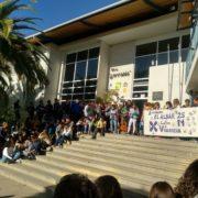 Día contra la violencia de género 2017 - IES Serranía de Alozaina