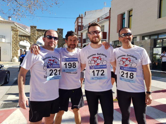 Participación del IES Serranía en el IX Circuito Alozaina Solidaria - Foto 7