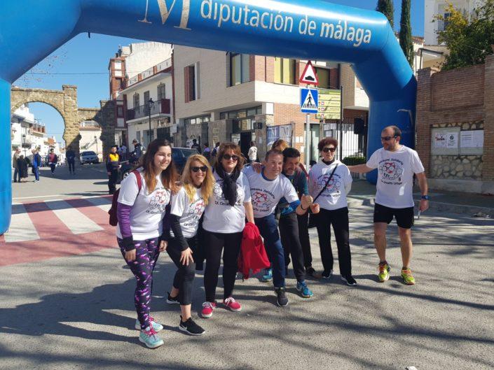 Participación del IES Serranía en el IX Circuito Alozaina Solidaria - Foto 1