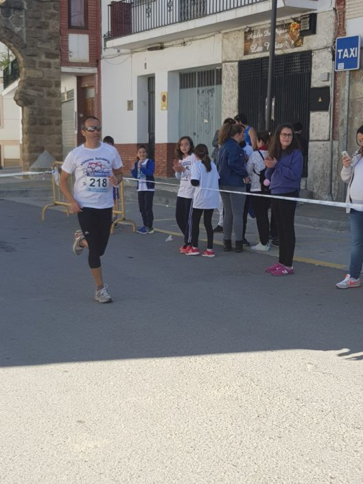 Participación del IES Serranía en el IX Circuito Alozaina Solidaria - Foto 8