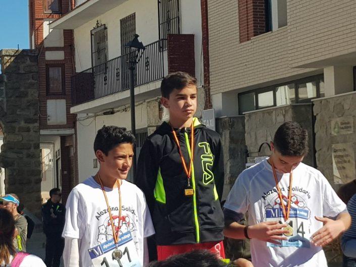Participación del IES Serranía en el IX Circuito Alozaina Solidaria - Foto 6