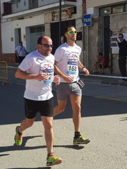 Participación del IES Serranía en el IX Circuito Alozaina Solidaria - Foto 5