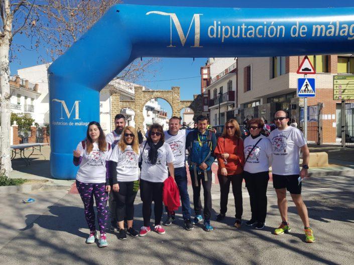 Participación del IES Serranía en el IX Circuito Alozaina Solidaria - Foto 4