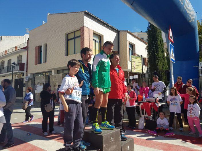 Participación del IES Serranía en el IX Circuito Alozaina Solidaria - Foto 3
