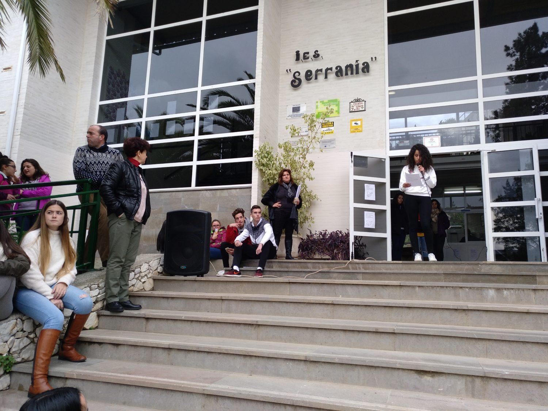 Día de la Paz 2018 - IES Serranía
