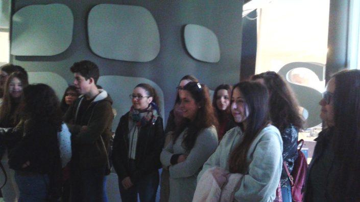 Visita al Diario Sur - IES Serranía 2018 - Foto 4