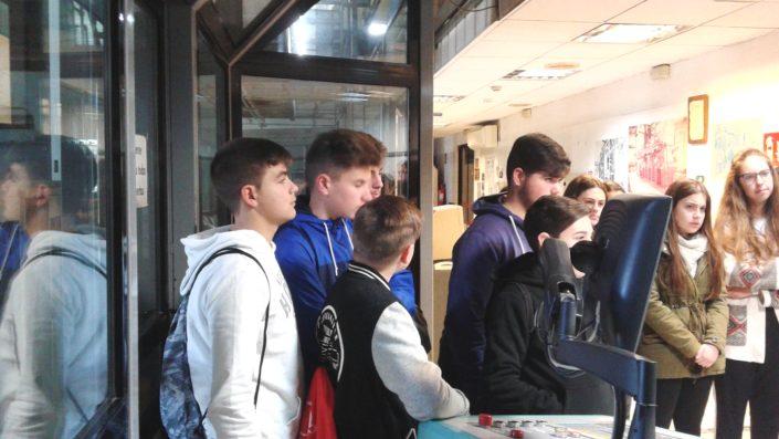 Visita al Diario Sur - IES Serranía 2018 - Foto 8